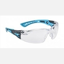 Bollé™ RUSH+ SPECTACLE PLATINUM ASAF CLEAR BLUE