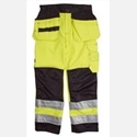 Björnkläder® K204 204076011 Trousers FR Yellow/Navy C052