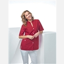 Nytello SHIRT LADIES 1740 Short Sleeve RED Large
