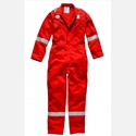Dickies Firechief Boilersuit FR5060 Flame Retardant RED 50