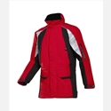SIOEN 608Z TORNHILL Jacket Sepp Red/Black Large