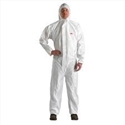 3M™ Disposable Simple White Coverall