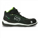 SPARCO BOOT 7515 RACING EVO BLACK/GREEN 42