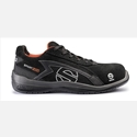 SPARCO 7516 SPORT EVO S3 SAFETY SHOE BLACK 42