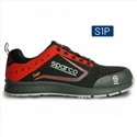 Sparco CUP S1P Safety Shoe 7526 Red & Black 42